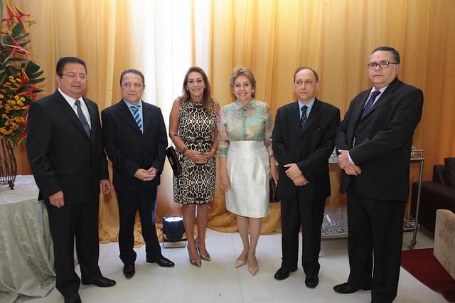 AMMA mostra prestígio em solenidade que reúne autoridades e lideranças nacionais