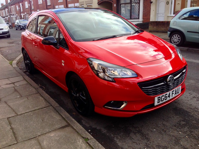firmy 39 s limited edition vauxhall corsa e forums. Black Bedroom Furniture Sets. Home Design Ideas