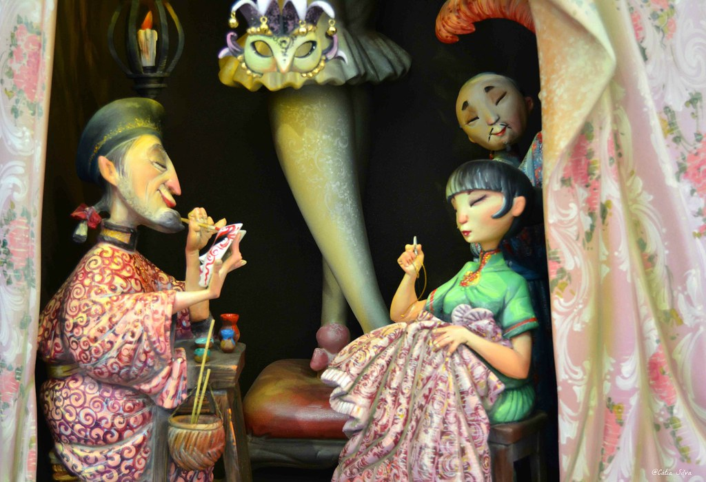 Fallas 2015 - Exposicion del Ninot - Falla Maestro Gozalbo (3)
