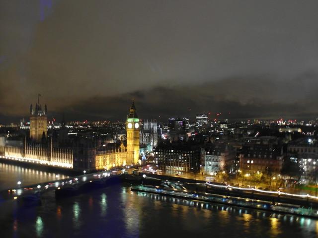 London eye-倫敦眼-大笨鐘-17度C英國隨拍 (91)
