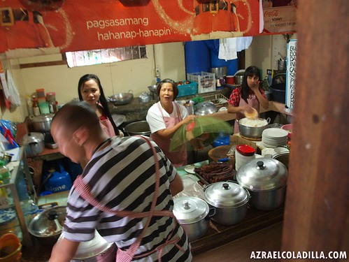 Baguio tour blog 17 - Slaughter House eatery and carinderia in Baguio