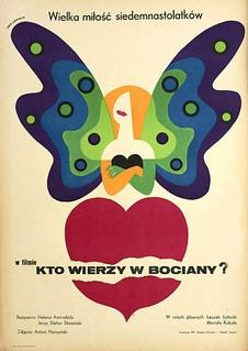 KTO WIERZY W BOCIANY? (Who Believes In Storks?)