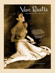 Van Raalte, 1954