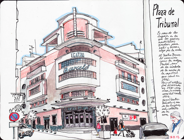 Teatro Barceló