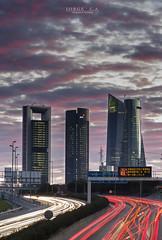 Cuatro Torres de la Catellana, Madrid.