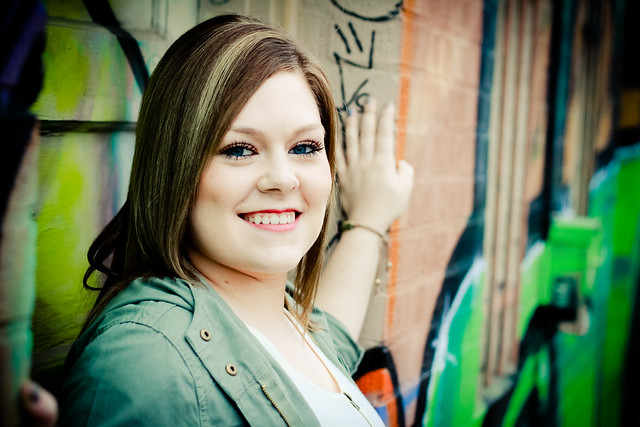 mariah senior photos
