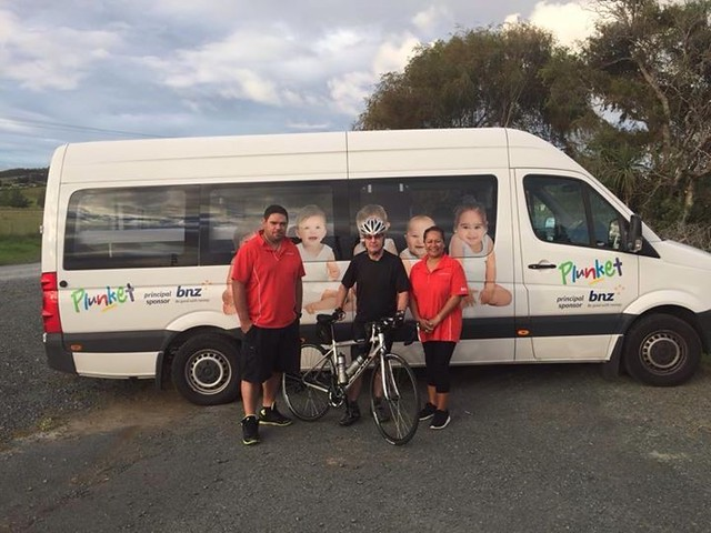 Pedal for Plunket 2015 Ride