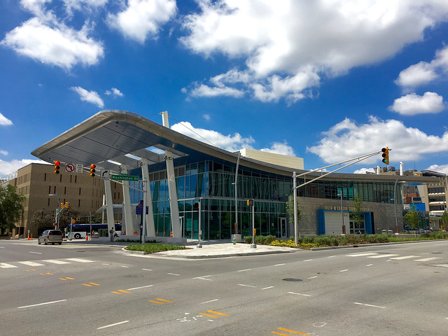 New Indy Bus Terminal