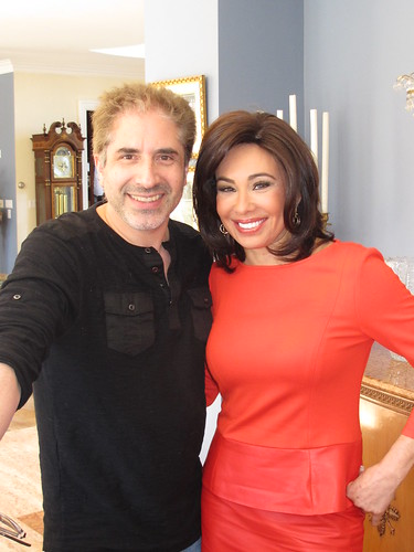 barry and Judge pirro