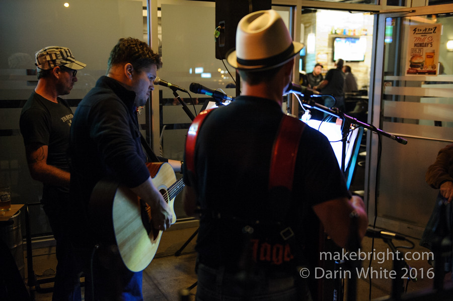 Heinz 57 and The Wailing Whippets at Strykerz 250