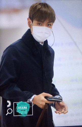 TOP Arrival Seoul from Tokyo 2015-111-03 (20)
