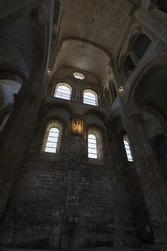 Conques Abbey #2