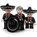 The 3 ¡Amigos! by Brent Waller