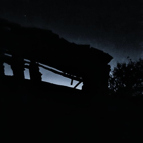Buenas noches desde la tranquilidad de la #SierraDeAlbarracín. Visita un pueblo en peligro de extinción ¡Aún estás a tiempo!