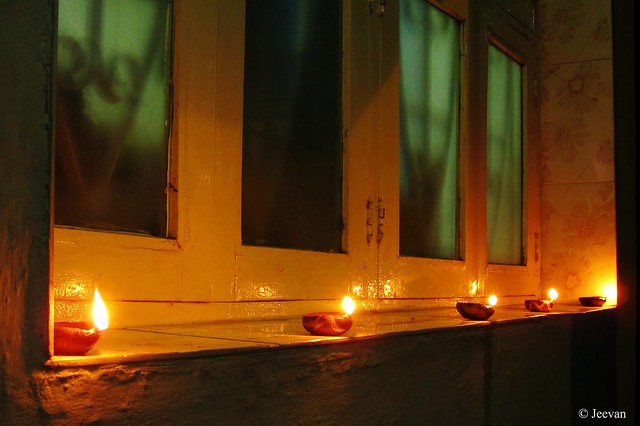 Karthigai Deepam @ Home