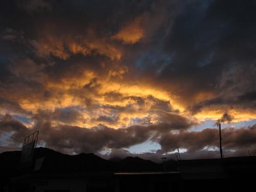 Morning sunrise - Vilcabamba, Ecuador