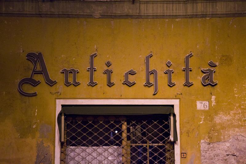Antichità Rome