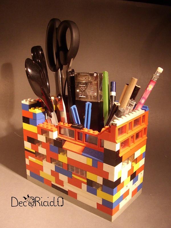portaoggetti LEGO 14