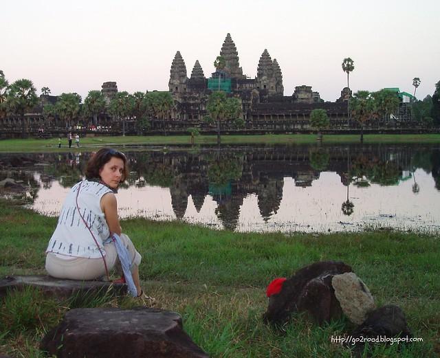 Камбожда, Ангкор Ват