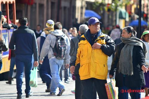 Alerta Protección Civil a municipios por bajas temperaturas