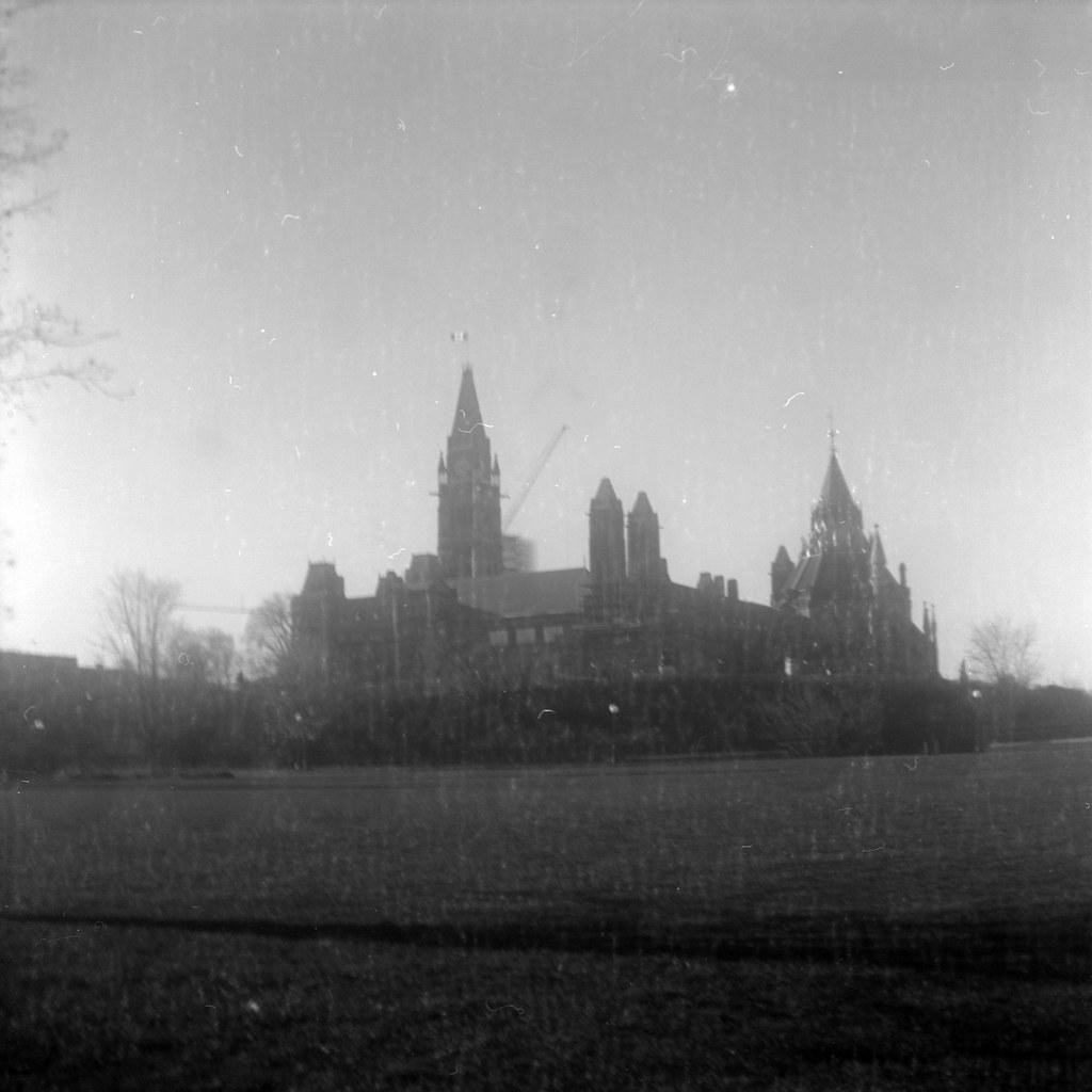 Kodak Hawkeye Flash Test - Ottawa, ON