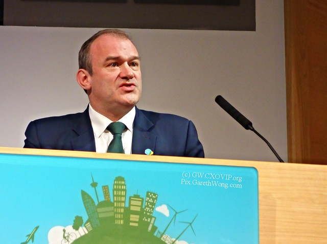 Ed Davey, Secretary of State for Energy and Climate Change @EdwardDaveyMP from RAW _DSC6454