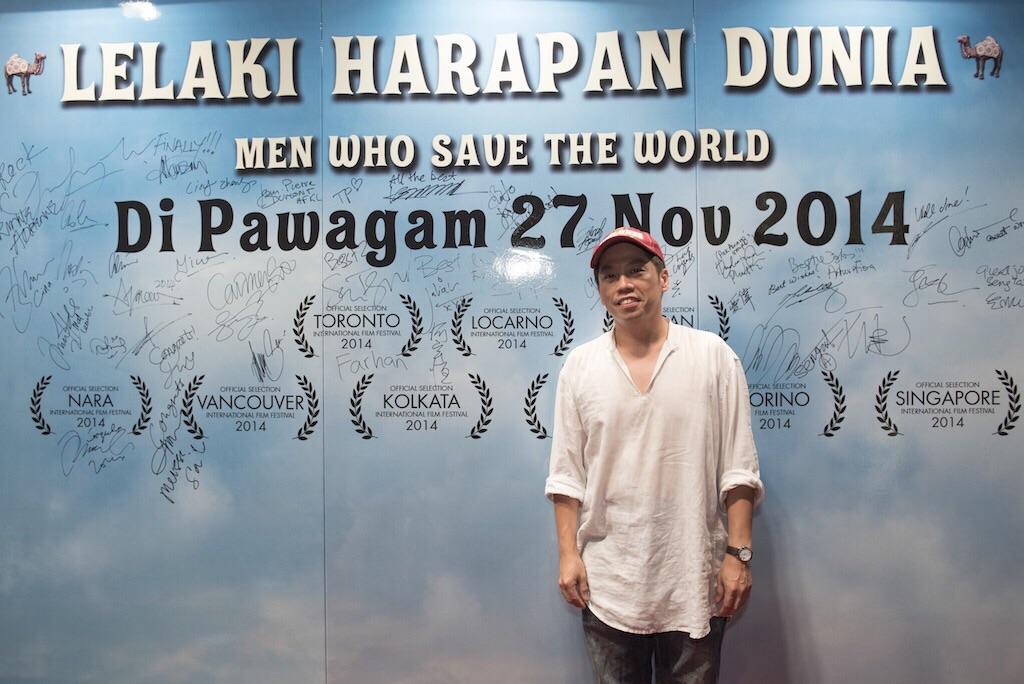 Premiere Lelaki Harapan Dunia