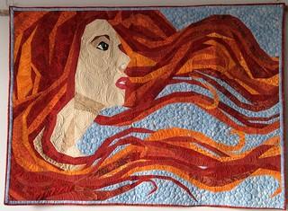 Girl in the Wind
