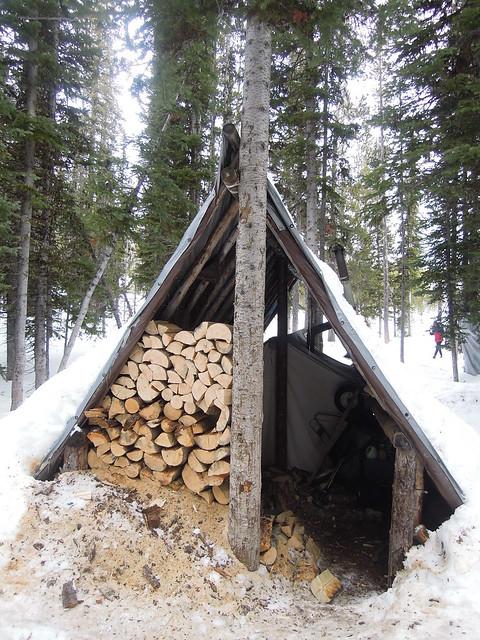 Wing Ridge Hut Trip