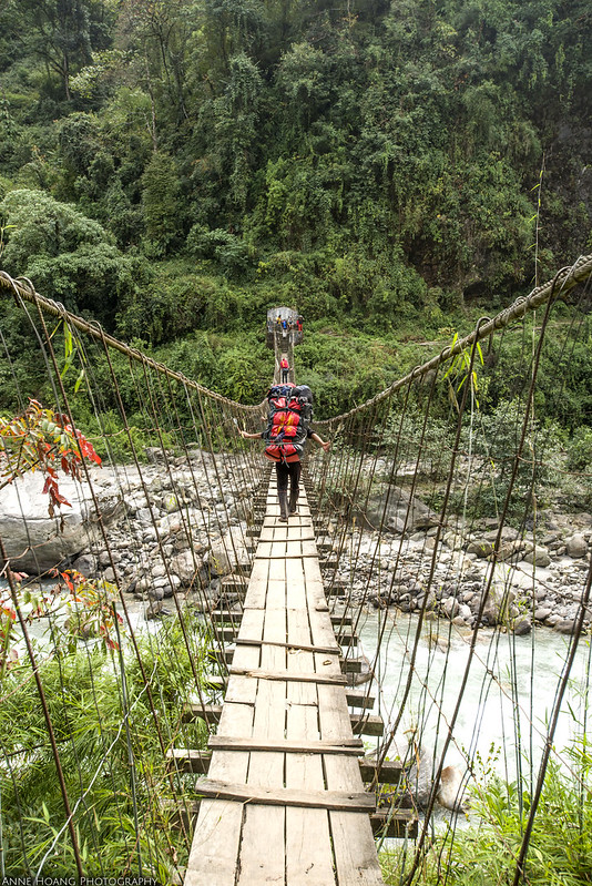 New Bridge, Nepal