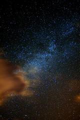 Milky Way Eastern Arm. Great Orme Llandudno.