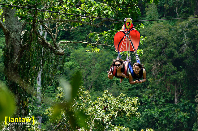 Lake Sebu Zip Line