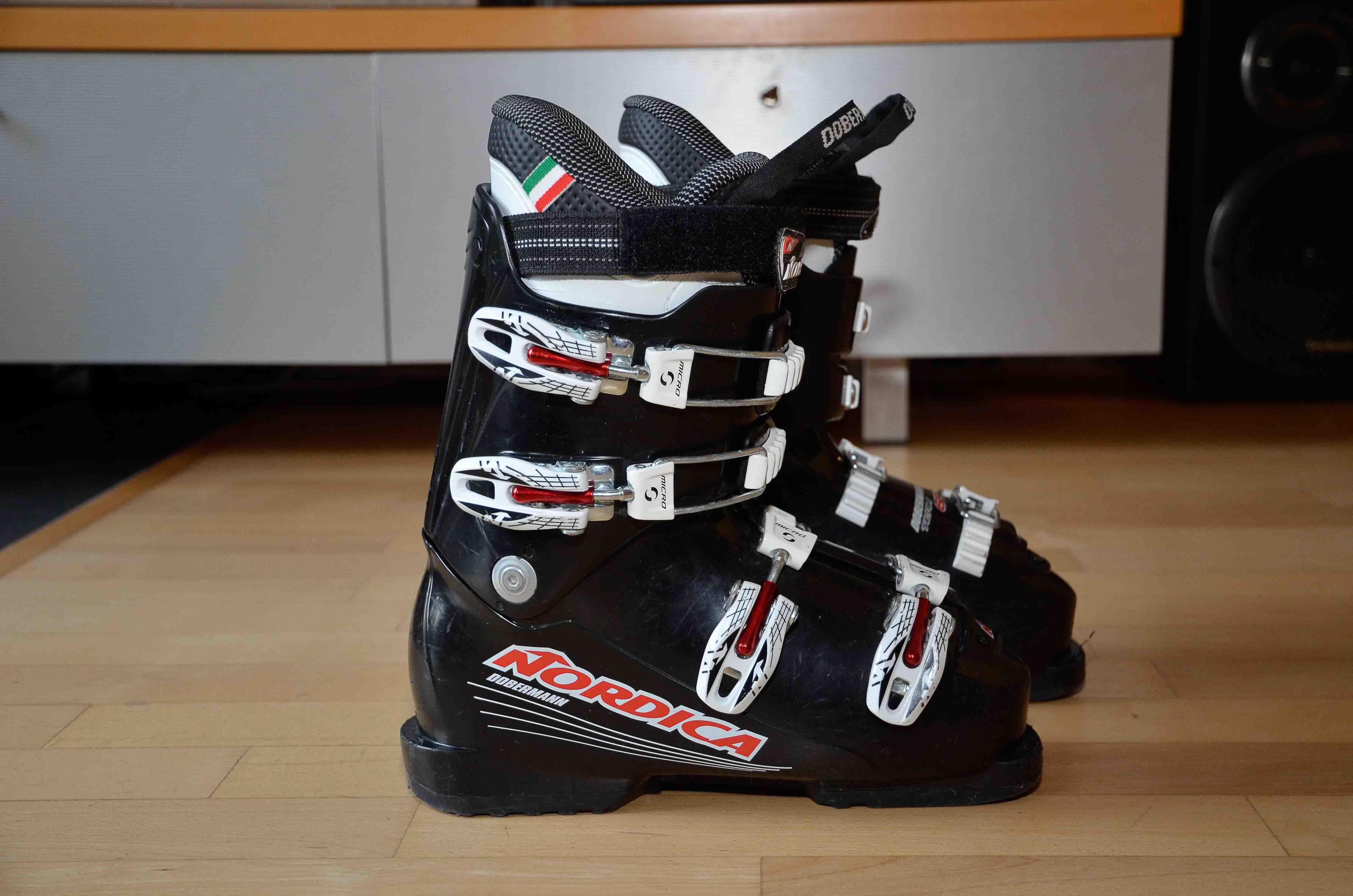 Dětské lyžařské boty na sjezdové lyžování - Bazar - SNOW.CZ 9649862602