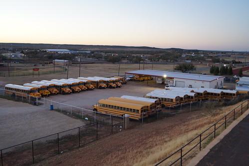 schoolbus sweetwater busbarn sweetwaterisd