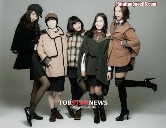 phim Seonam Girls High School Investigators 2014