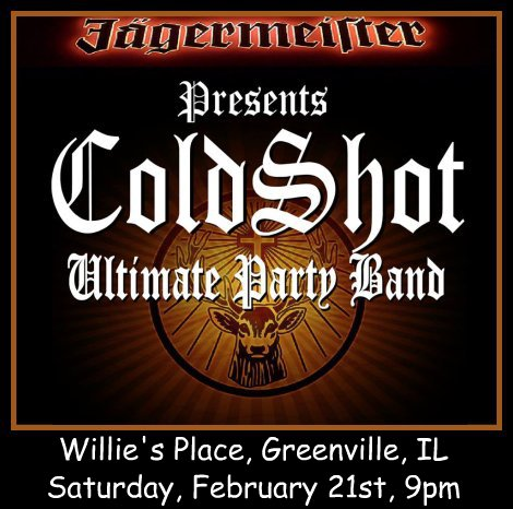 ColdShot 2-21-15