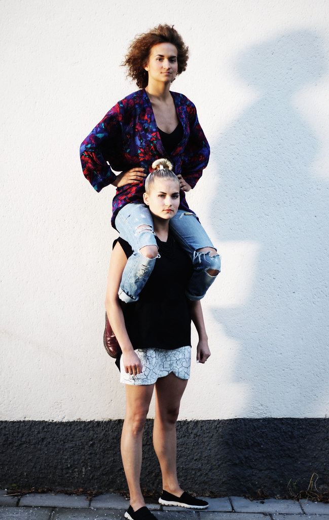 Bianca & Tiffany Kronlöf