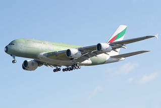 F-WWAD - Airbus A380-861 - Emirates - msn 178