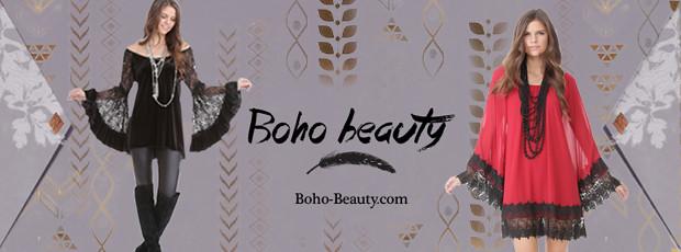 Boho Beauty, Bohemian Style