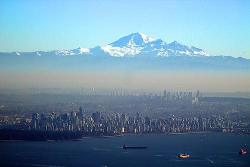 urban canada weather landscape volcano landmark cascades westcoast pollutionvancouver