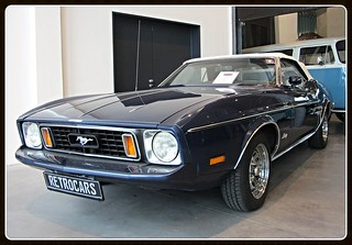 Ford Mustang Convertible 1973