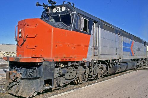 amtrak locomotives elpasotexas passengertrains sunsetlimited amtraktrains sdp40f amtraklocomotives amtraksdp40f amtrakssunsetlimited sdp40flocomotives amtraksdp40fno618 amtrakphaseilivery