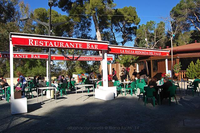 Restaurante Cafetería La Balsa Redonda del Valle