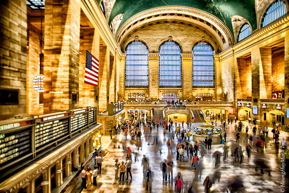 NYC_Grand Central Station No.2