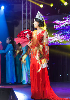 The Miss Vietnam of Southern California (MVSC)