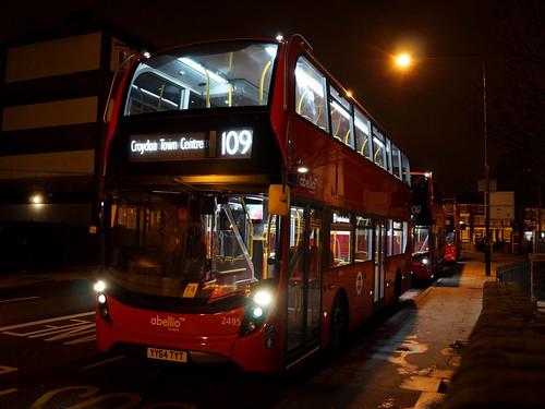 Enviro400 MMC at Brixton