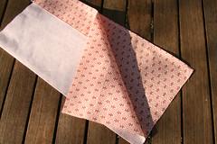 Tuto couture - bouillotte dorsale graines de lin - Etape 20