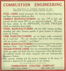 Combustion Utilities Company