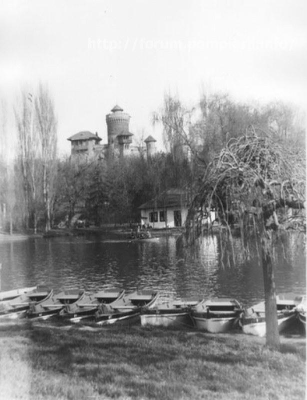 Bucureştiul neştiut: Castelul lui Țepeş