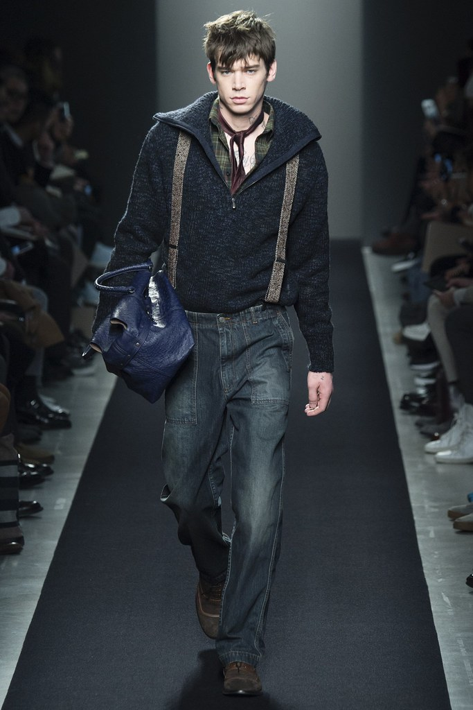 FW15 Milan Bottega Veneta014_Cole Mohr(VOGUE)